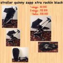 Quinny Zapp Xtra Rocking Black Unit 2