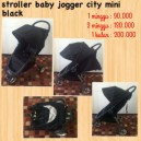 Baby Jogger City Mini Black