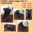 Quinny Zapp Xtra 2 Rocking Black