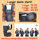 I-Angel Denim Starlit