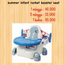 Summer Infant Rocket Booster Seat