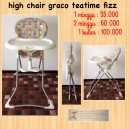 High Chair Graco TeaTime Fizz