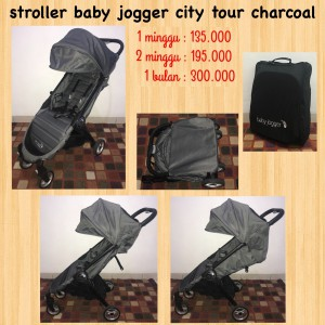 Baby Jogger City Tour Charcoal