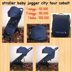 Baby Jogger City Tour Cobalt