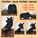 Yoya Newborn Mickey Mouse