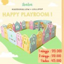 Ibebe Happy Playroom