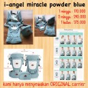 I-Angel Miracle Powder Blue