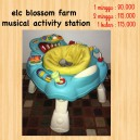 ELC Blossom Farm Musical Acyivity Station