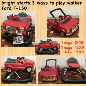 Bright Starts 3 Ways to Play Walker Ford F-150 unit 2