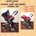 Quinny Buzz + Maxi Cosi Pebble