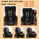 Maxi Cosi Axiss Black Reflection